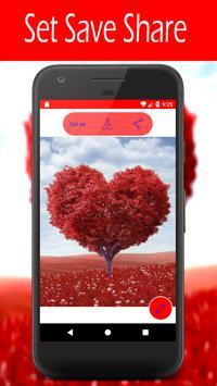Love wallpapers screenshot 1