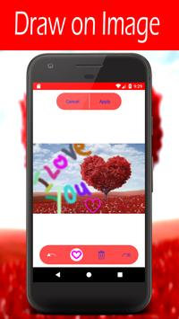 Love wallpapers screenshot 4