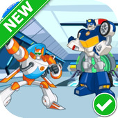 guide for transformers rescue bots icon