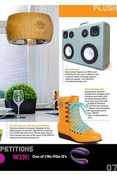 Flush Magazine apk screenshot