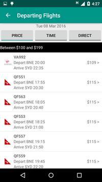 iSpeedy Flights Hotels & Cars screenshot 1