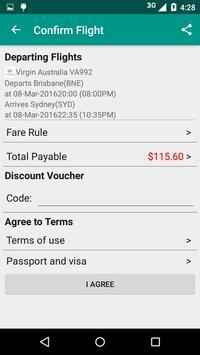 iSpeedy Flights Hotels & Cars screenshot 2