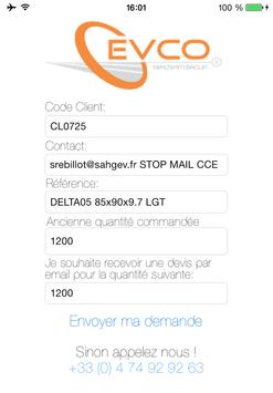 EvcoReader screenshot 1