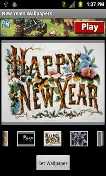 New Years Wallpapers screenshot 1