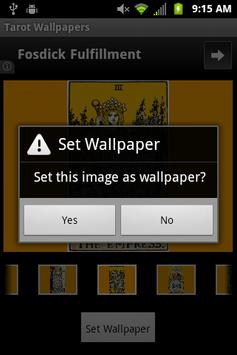 Tarot Wallpapers apk screenshot