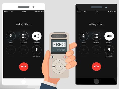 Automatic Call Recorder 2018 screenshot 1