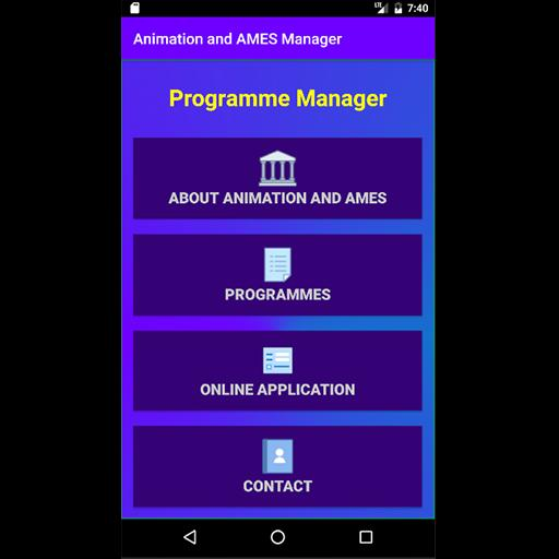 AC & AMES IT Program Manager for Android - APK Download