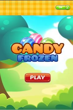Candy Frozen 2 screenshot 1