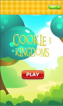 Cookie 3 king dom screenshot 1
