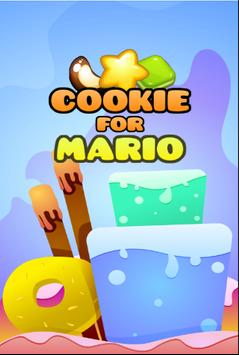 Cookie for mario poster