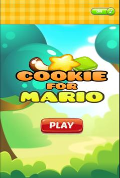 Cookie for mario apk screenshot