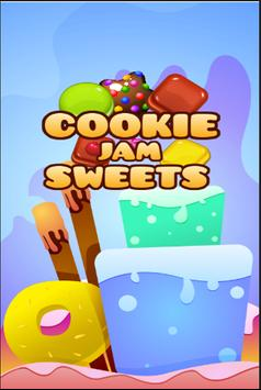 Cookie Jam Sweets poster
