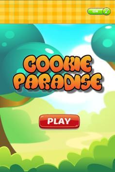 Cookie Paradise screenshot 1
