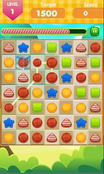 Cookie Sugar Sweets apk screenshot