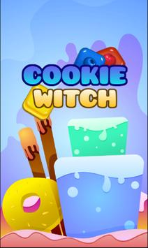 Cookie Witch poster