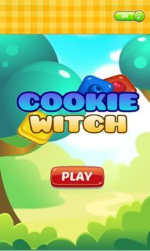 Cookie Witch apk screenshot