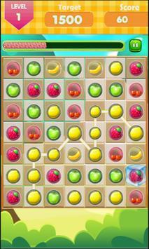 Fruit Space journey apk screenshot