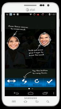 iSwap Faces apk screenshot