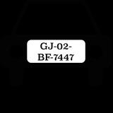 Number Plate Maker