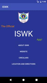 ISWK poster