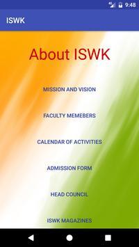 ISWK screenshot 1