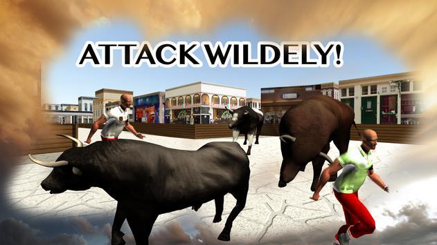 Angry Bull Simulator Escape apk screenshot