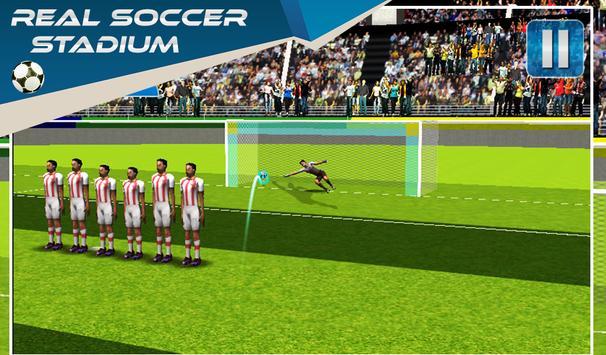 Legends: Soccer Star 2016 apk screenshot