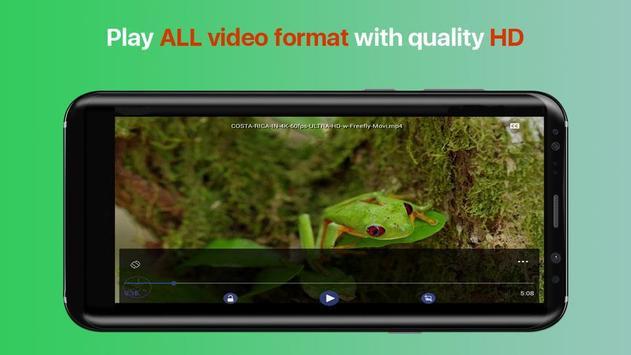 HD Video Player All Format apk screenshot