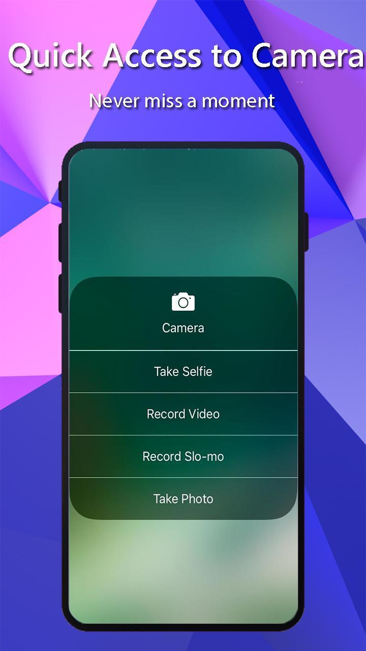 Control Center IOS 12: Smart Control for Phone XS for Android - APK