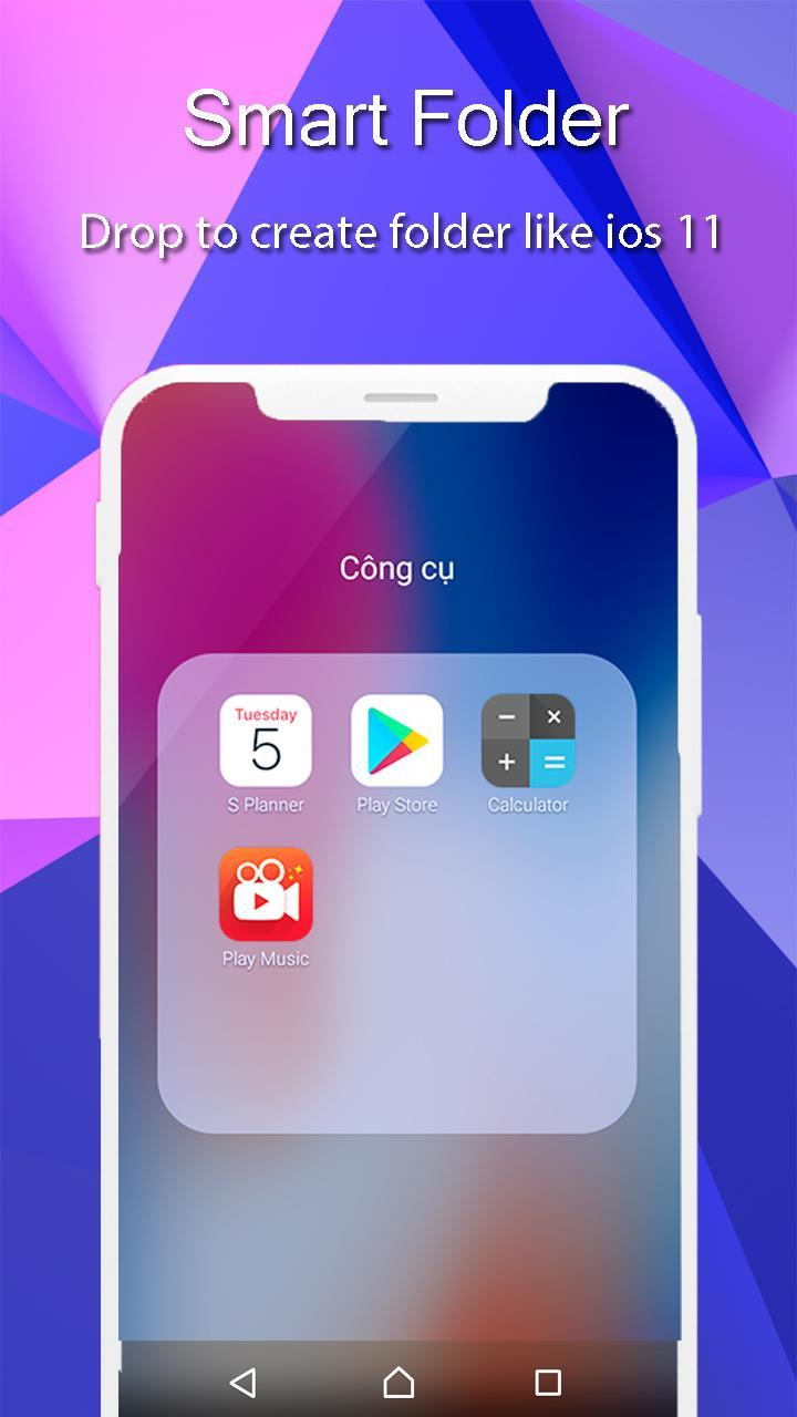 iLauncher Phone XS: IOS 12 Launcher for Android - APK Download