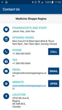 Medicine Shoppe Regina apk screenshot