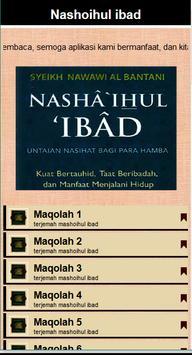 Nashoihul Ibad dan Terjemah apk screenshot