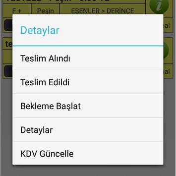 POİNT KURYE - MOTO KURYE screenshot 2