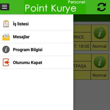 POİNT KURYE - MOTO KURYE screenshot 4