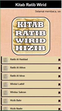 Kitab Ratib Wirid & Hizib screenshot 10