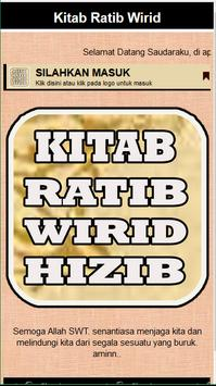 Kitab Ratib Wirid & Hizib screenshot 1