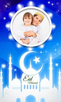 Happy Eid Photo Frames poster