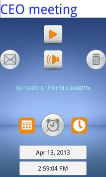 SpeakNotes screenshot 1