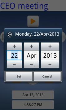 SpeakNotes screenshot 2
