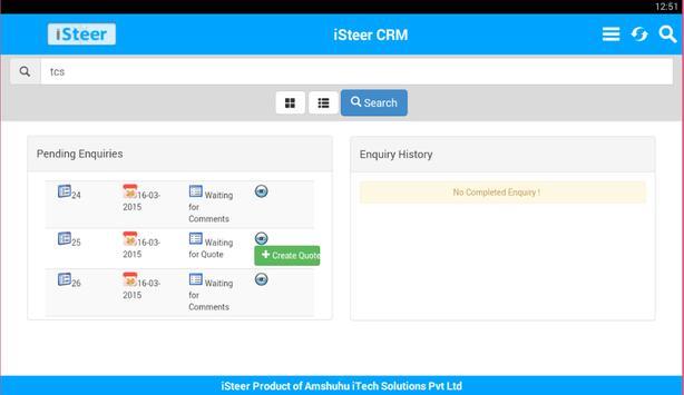 iSteer Sales Force screenshot 15
