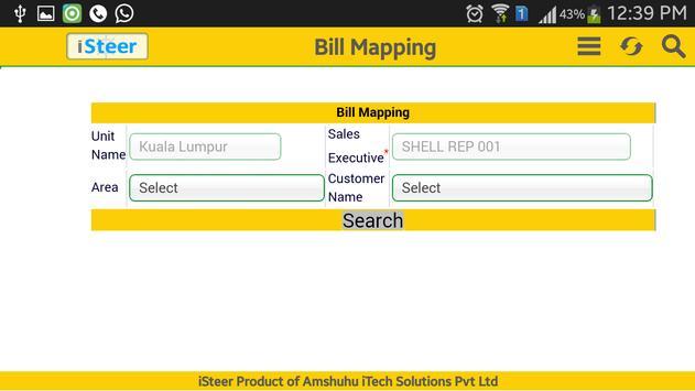 iSteer Sales Force screenshot 6
