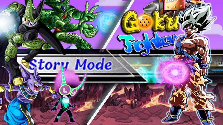 Goku Ultra Instinct Fighting For Android Apk Download