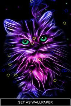 Neon Animals Live Wallpaper For whatsapp for Android - APK ...