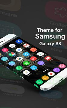 Theme for Samsung S8, Galaxy s8 Launcher screenshot 6