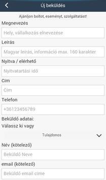 CityGuide - Hajdúszoboszló apk screenshot