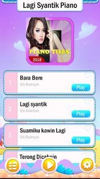 Siti Badriyah - Lagi Syantik Magic Piano Tap Game poster