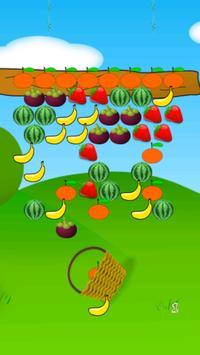 Fruits Bubble apk screenshot