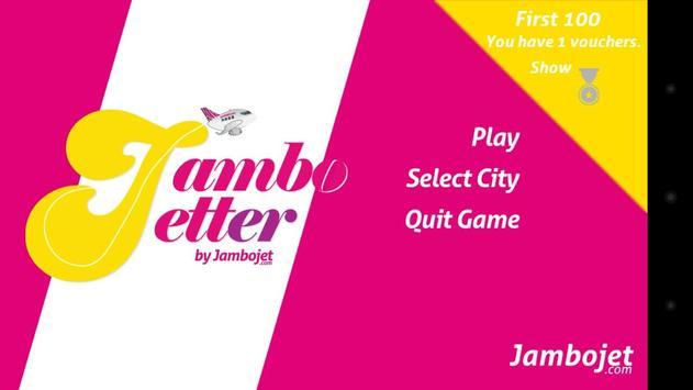 JamboJetter poster