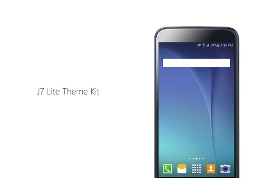 J7 Lite Theme Kit apk screenshot