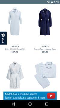 Shopping - Ralph Lauren screenshot 1